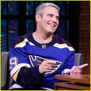 Andy Cohen Jokes That He's Become a 'Soccer Mom' After Welcoming Son Benjamin - Watch Now!