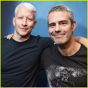 Andy Cohen Honors Anderson Cooper's Mom Gloria Vanderbilt After Her Death