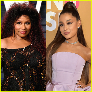 Chaka Khan Confirms She Has A Collaboration With Ariana Grande Coming Out