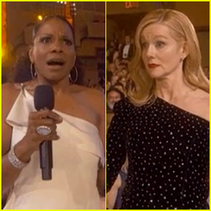 Audra McDonald & Laura Linney Launch a 'Feud' in Hilarious Tonys 2019 Moment!