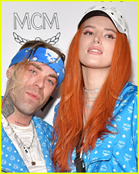 Bella Thorne's Ex Mod Sun Breaks Down Passport Situation
