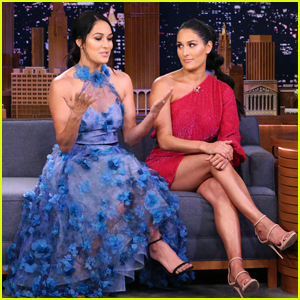 Bella Twins Reveal Fate of 'Total Bellas' On 'The Tonight Show'!