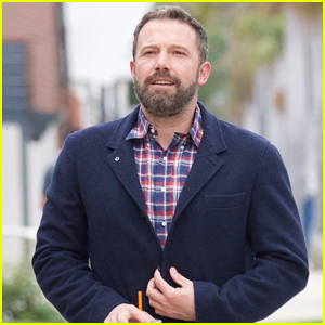 Ben Affleck Celebrates Father's Day with His Kids!