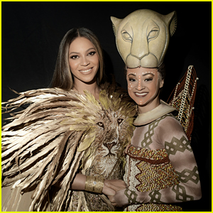 Beyonce Meets Broadway's 'Lion King' Nala, Syndee Winters!