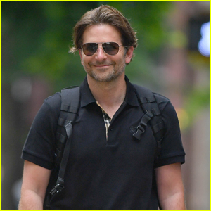 Bradley Cooper is All Smiles Stepping Out in NYC