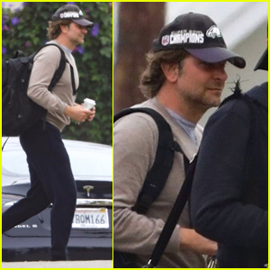Bradley Cooper Steps Out Amid Rumors of Relationship Troubles