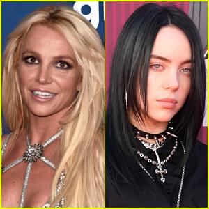 Billie Eilish Has 1 Word Reaction To Britney Spears Recreating Her 'Slave 4 U' Dance to 'Bad Guy'