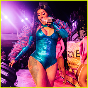 Cardi B Performs a Concert on a Cruise Ship!