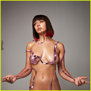 Charli XCX Debuts Risque Album Artwork & Announces It Will Be Out in September!