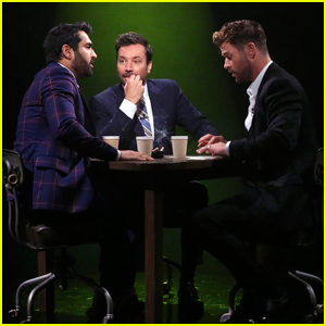 Chris Hemsworth & Kumail Nanjiani Play Round of 'True Confessions' on 'Fallon' - Watch Now!