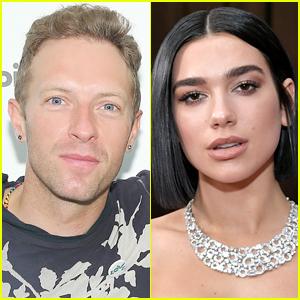Chris Martin Denies Kissing Dua Lipa at Glastonbury Festival 2019