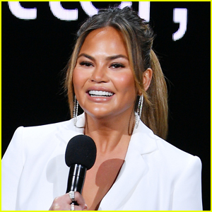 Chrissy Teigen Responds to Fans Questioning if She's Pregnant