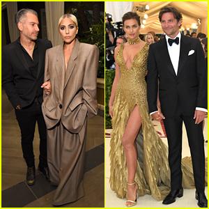 Lady Gaga's Ex Christian Carino Likes Bradley Cooper's Ex Irina Shayk's Instagram Post