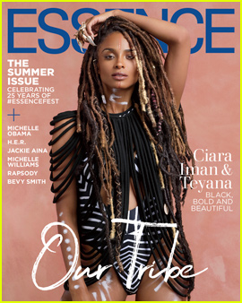 Ciara Joins Iman & Teyana Taylor As 'Essence' Mag Cover Stars