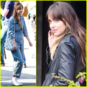 Dakota Johnson Continues Filming 'Covers' Amid Chris Martin Split Rumors
