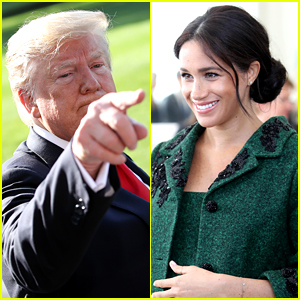 Donald Trump Calls Meghan Markle 'Nasty' After Learning She's Not a Fan