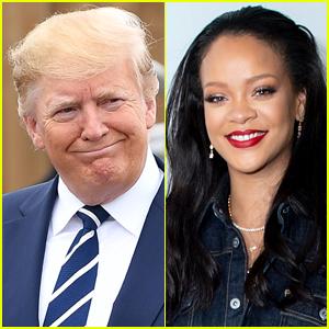 Donald Trump 'Likes' Tweet Calling Rihanna a Queen
