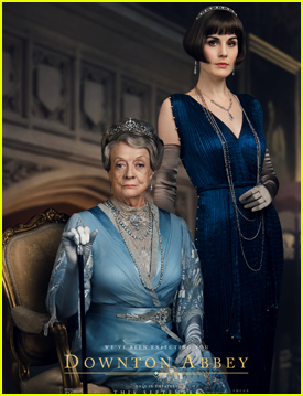 'Downton Abbey' Movie: Official Character Posters Revealed!