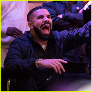 See Photos of Drake Watching the Toronto Raptors Win the NBA Finals!