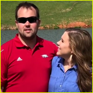 Anna & Josh Duggar Reveal the Sex of Their Sixth Child
