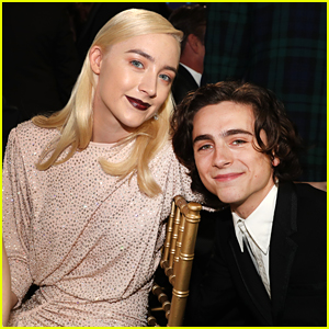 Get a First Look at 'Little Women' With Saoirse Ronan & Timothee Chalamet