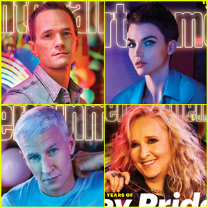 Neil Patrick Harris Joins Ruby Rose & More For 'Entertainment Weekly's Gay Pride Issue