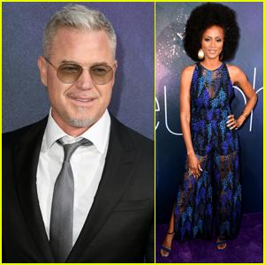 Eric Dane & Nika King Attend 'Euphoria' Premiere in Hollywood