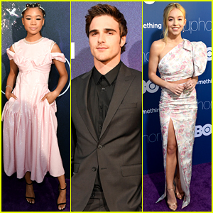 Storm Reid, Sydney Sweeney, & More Young Hollywood Stars Attend 'Euphoria' Premiere!