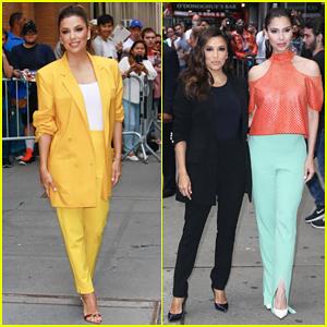 Eva Longoria Made Female Directors A Priority On New Series, 'Grand Hotel'!