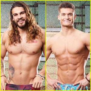 See Every Guy from Big Brother's New Season Go Shirtless!