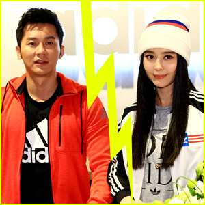 Chinese Stars Fan Bingbing & Li Chen Split, End Engagement