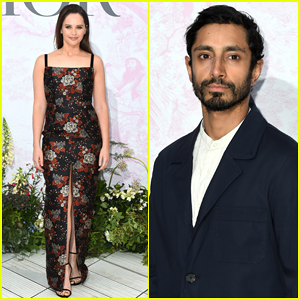 Felicity Jones, Riz Ahmed & More Step Out for V&A's Summer Party!
