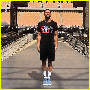 WWE Star Finn Balor Bravely Stands Up for LGBT Equality in Saudi Arabia