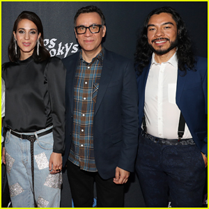 Fred Armisen Debuts New HBO Series 'Los Espookys' in NYC - Watch Trailer Here!