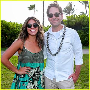 Paul Rudd & Gina Rodriguez Team Up For Maui Film Festival 2019