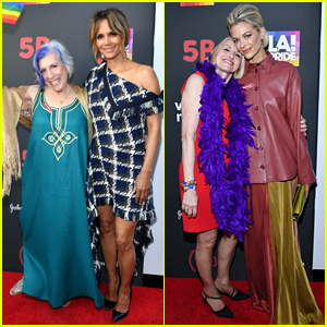 Halle Berry & Jaime King Attend '5B' Premiere During L.A. Pride!