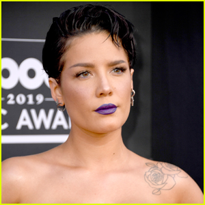 Halsey Gets Support from Celebs Over Armpit Hair on 'Rolling Stone' Cover