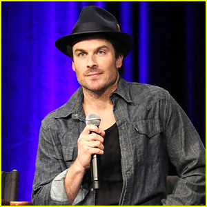 Ian Somerhalder Pens Sweet Note for Father's Day