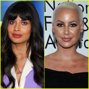 Jameela Jamil Calls Out Pregnant Amber Rose for Promoting Weight Loss Product