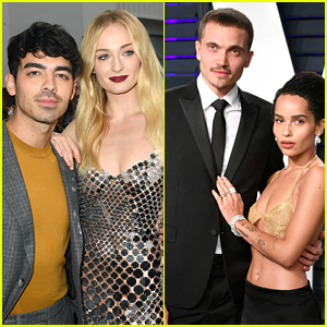 Sophie Turner & Zoe Kravitz Will Reportedly Wed On The Same Day in France