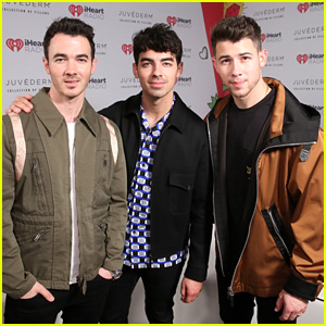 The Jonas Brothers Can't Contain Their Excitement About Their New Music