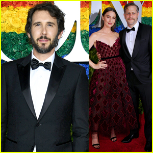 Josh Groban Joins Sara Bareilles & Boyfriend Joe Tippett at Tony Awards 2019