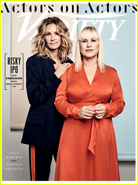 Julia Roberts & Patricia Arquette Talk About Auditioning for 'Pretty Woman'