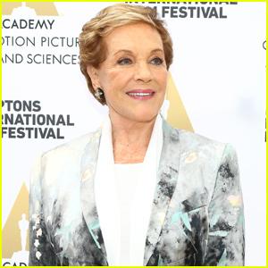 Julie Andrews Joins the Cast of Netflix's 'Bridgerton' Series