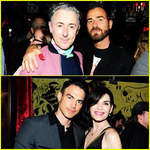 Justin Theroux, Julianna Margulies &  More Celebrate 50th Anniversary of Stonewall!