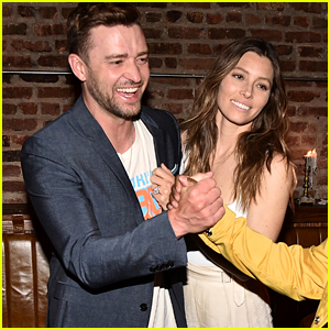 Jessica Biel Is All Smiles with Justin Timberlake After Being Labeled an Anti-Vaxxer