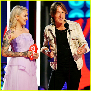 Keith Urban Gives Sweet Shout-Out to Nicole Kidman at CMT Music Awards 2019
