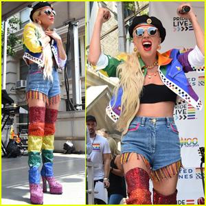 LGBTQ+ Pride Lady Gaga
