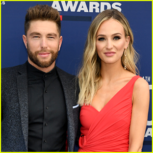 Country Star Chris Lane & Bachelor's Lauren Bushnell Are Engaged!