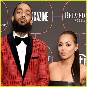 Lauren London Honors Late Boyfriend Nispey Hussle on Father's Day